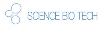 ScienceBioTech logo